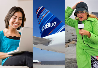 ViaSat services for residential, commercial and Jet Blue